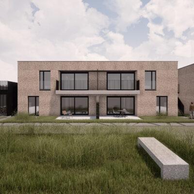 Aalst/Erembodegem – woonproject Stijn Streuvels